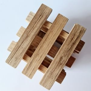 Brand New Wooden Handcrafted Soap Holder